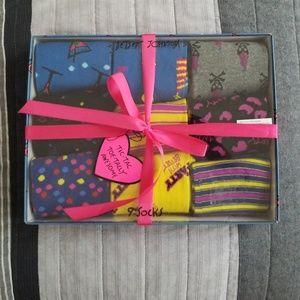 Betsey Johnson Sock Box